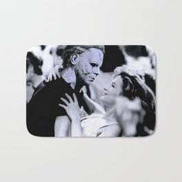 MICHAEL MYERS IN DIRTY DANCING Bath Mat