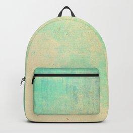 Old Blue Paper Backpack