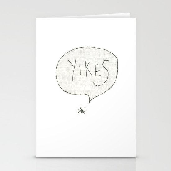 Spider. Stationery Cards