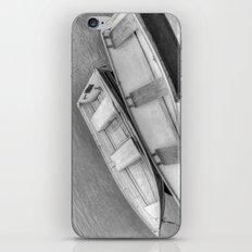 Two Boats iPhone & iPod Skin