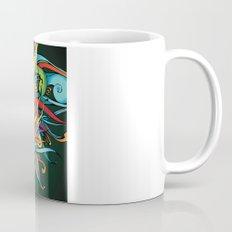 SNOW TIGER Mug