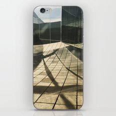 Shreds and Shards iPhone & iPod Skin