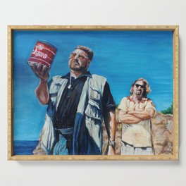 The Big Lebowski - Donny's Ashes Serving Tray