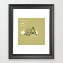 The Guide to Gentlemanly Pursuits Framed Art Print