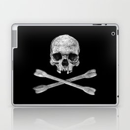 Jolly Roger Banner Laptop & iPad Skin