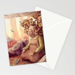 Mme. Colomba Stationery Cards