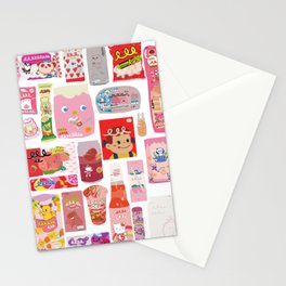 Japanese packaging Stationery Cards