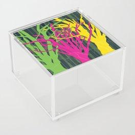LEAF ME ALONE Acrylic Box