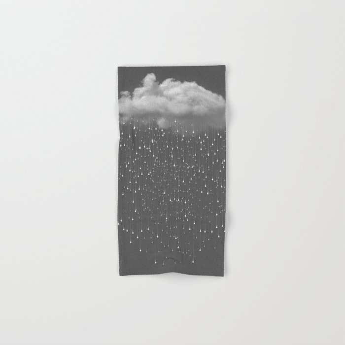 Let It Fall II Hand & Bath Towel