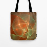 shining Tote Bags featuring Shining by gabiw Art