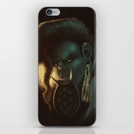 The look of an animal iPhone Skin