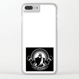 Seventh-Day Liftest Clear iPhone Case
