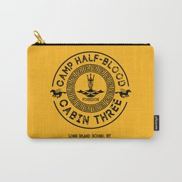 Percy Jackson - Camp Half-Blood - Cabin Three - Poseidon Carry-All Pouch