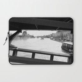 Bridged river Laptop Sleeve