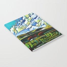 Hawkes Bay Hills Notebook