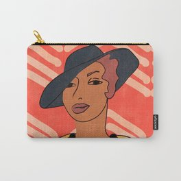 Zora Neale Hurston Carry-All Pouch
