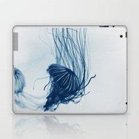 Deep Blue Sea #3 Laptop & iPad Skin