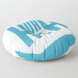 Uh Huh Floor Pillow