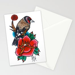 Gold Finch Stationery Cards