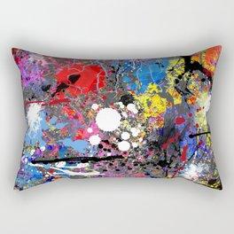 Messy Style Rectangular Pillow