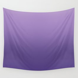 Ultra Violet Gradient Pattern | Pantone Trendy Color of the year 2018 Wall Tapestry