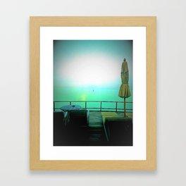 Maldives - Dreams Do Come True by Reay of Light Framed Art Print