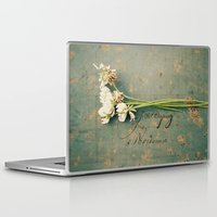 clover Laptop & iPad Skins featuring clover by Beverly LeFevre