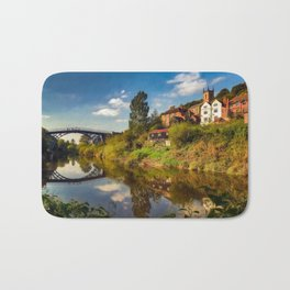 The Iron Bridge Bath Mat
