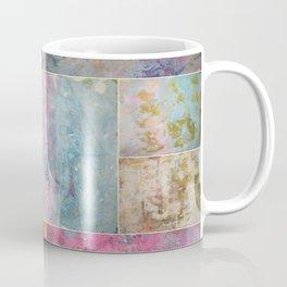 Collage monoprints Coffee Mug