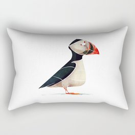 Puffin Rectangular Pillow