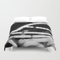 carousel Duvet Covers featuring carousel by studiomarshallarts
