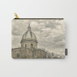 Rome Downtown Architecture Urban Scene Carry-All Pouch