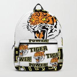 Tiger Power Backpack