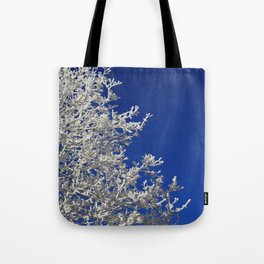 Frosty Tote Bag