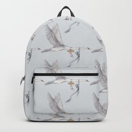 The Mute Swan (Pattern) Backpack