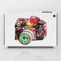 wizard iPad Cases featuring Picture This by Bianca Green