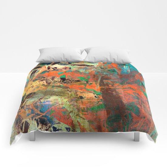 Huáscar and Atahualpa Comforters