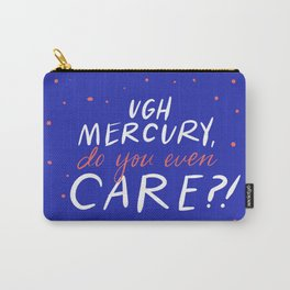 UGH mercury!! Carry-All Pouch