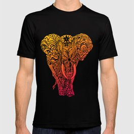 Not a circus elephant african version T-shirt