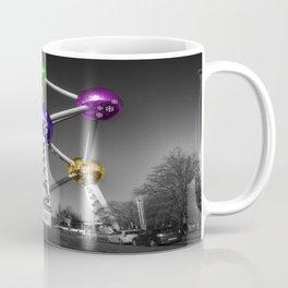 Xmas Atomium  Coffee Mug