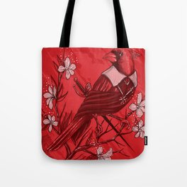 A Plot To Destroy The King Tote Bag