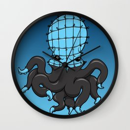 Cenobite octopus Wall Clock