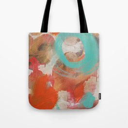 Give it a Whirl Tote Bag