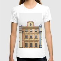 prague T-shirts featuring Prague   by Kameron Elisabeth