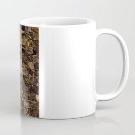 Tigers Eye Mosaic Coffee Mug