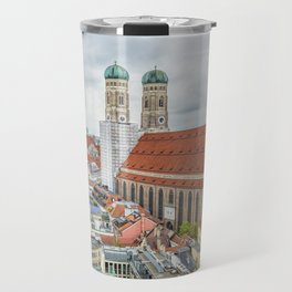 The Cathedral of Munich Travel Mug