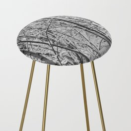 Woodland snow Counter Stool