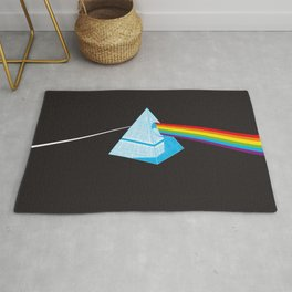 The Darth Side of the Moon: Episode V Hoth Rug
