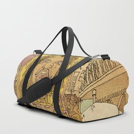 Big Whiskey and the GrooGrux King by Dave Band Matthews Duffle Bag