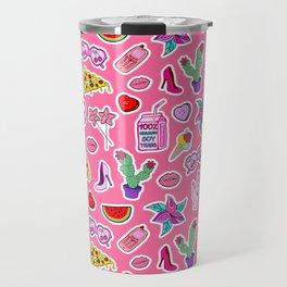 Pink Punch Travel Mug